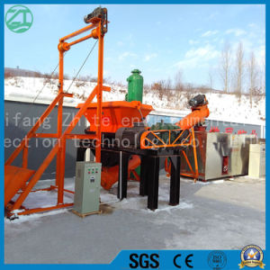 Composting Animal Manure Organic Fertilizer Processing Production Line Machine pictures & photos