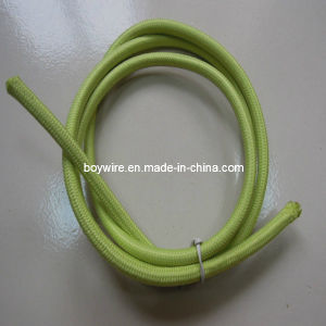 Apple Green Lamp Cord Braided Fabric Lamp Wire pictures & photos