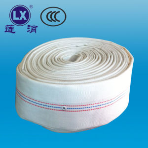 Expandable PVC Flexible Fabric Flat Garden Hose pictures & photos