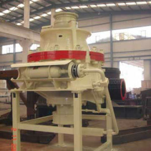 White Lai Single-Cylinder Hydraulic Cone Crusher Gpy800 pictures & photos