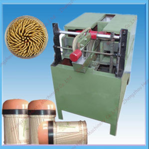 High Efficiency Toothpick Sharpening Machine pictures & photos