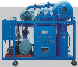 Vacuum Type Transformer Oil Purifier Plant pictures & photos