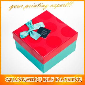 Custom Mini Cute Paper Cardboard Gift Box pictures & photos