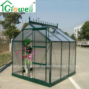 Walk-in Hobby Greenhouse with Polycarbonate Panel  (HB709) pictures & photos
