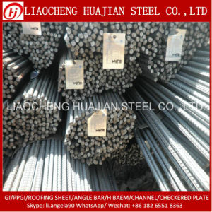 Cheap Export Deformed Steel Rebar/ Iron Rods for Construction pictures & photos