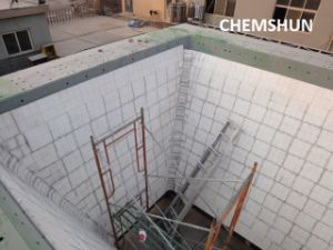 92%&95% Ceramic Abrasive Resistant Lining Tile for Silo in Cement Industry pictures & photos