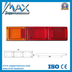 Semitrailer/Trailer Tail Lamps Lde 09214 pictures & photos