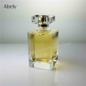 Heavy Glass High Quality Polishing Perfume Bottles pictures & photos