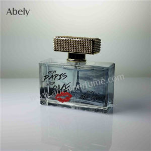 Reverse Decaled Perfume Bottle for Western Perfume pictures & photos