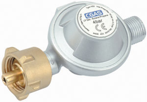 LPG Euro High Pressure Gas Regulator (H30G12B4) pictures & photos