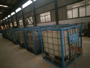 Low Formaldehyde Furan for No Bake Resin Sand Moulding Production Line pictures & photos