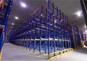 Heavy Duty Warehouse Drive in Rack with Pallets pictures & photos