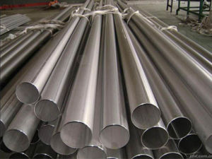 1.4404 En10216 Stainless Steel Seamless Pipe