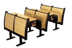 Class Desk&Chair/Class Furniture (ZN09-2) pictures & photos