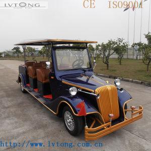 Mini 8 Person Electric Classic Car pictures & photos