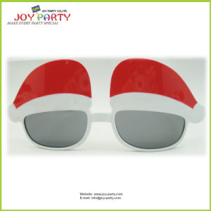 Christmas Hat Plastic Party Glasses (Joy31-1000) pictures & photos