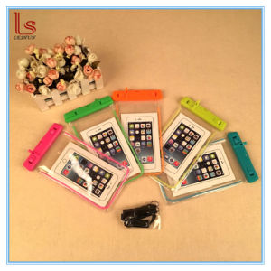 Wholesale Universal Waterproof Case Cell Phone Dry Bag Pouch Glowing at Night pictures & photos