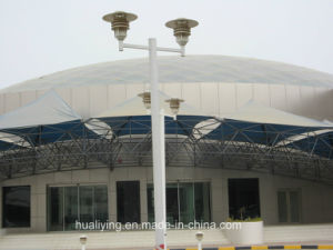 Steel Canopy/ Front Entrance Be Space Frame/ Steel Grid Frame pictures & photos