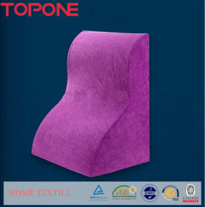 2015 New Design Memory Foam Wedge Pillow pictures & photos