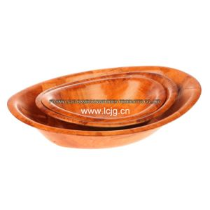 Bowl for Salad/Baby/Mixing/Wood/Daily Use/Dinnerware/Soup/Noddle/Dishes/Hotel/Restaurant//Tableware/Kitchenware/Dinnerware (LC-523S)