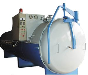 Reclaimed Rubber Autoclave/Automatic Steam Heating Type Vulcanizer pictures & photos