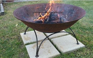 Europe Popular Metal Fire Pit Bowl / Steel Fire Pit pictures & photos