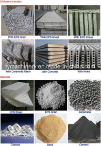 Low-Cost High-Quality Precast Lightweight Concrete Wall Panel Forming Machine pictures & photos
