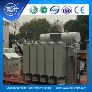 5MVA---25MVA Emergency Power Transmission High Voltage 33kv---132kv Mobile Substation GIS pictures & photos