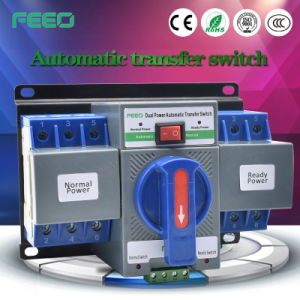 220V 230V Automatic Transfer Switch ATS pictures & photos