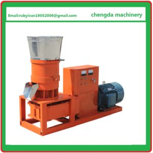 Mkl395 Roller Moving Biomass Wood Pellet Mill Machine with Ce pictures & photos