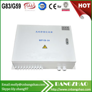 10 in to 2 Output 1000V DC Combiner Box pictures & photos