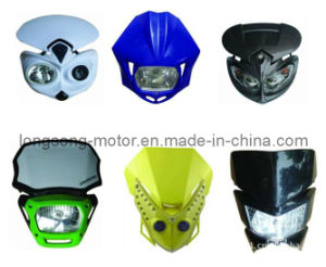 Headlight Cover for Racing Bike and Dirt Bike