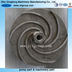 Titanium/Alloy Steel/Stainless Steel Lost Wax Casting Pump Impeller pictures & photos