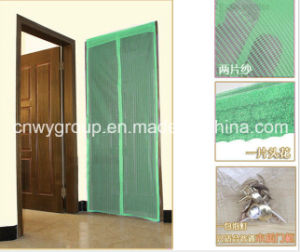Magnetic Decorative Fly Screen Door Curtain