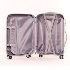 Luggage 2016 Eiffel Tower Suitcase, Customized Printing Trolley Luggage Bag pictures & photos