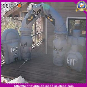 New Halloween Decoration Inflatable Gray Holiday Party for Halloween pictures & photos