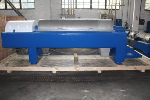Drilling Mud and Wastewater Decanter (Horizontal sedimentation centrifuge)