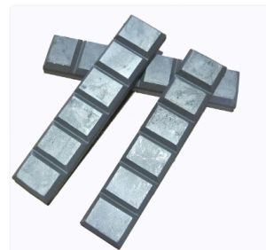 Laminated White Iron Wear Blocks Chocky Bars pictures & photos