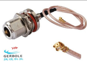 Coaxial Cable Assembly with N Connector pictures & photos