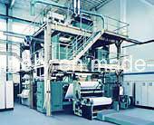 New Design Polypropylene Spun Bond Non Woven Fabric Making Machine pictures & photos