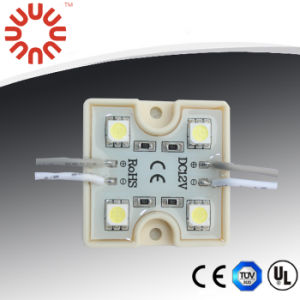 SMD 5050 Waterproof LED Module, 4LEDs/PC pictures & photos
