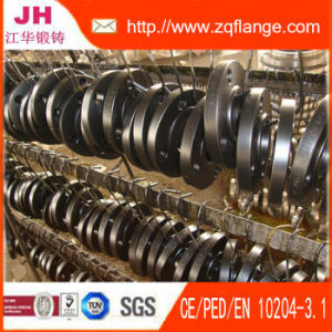 Custom Made Carbon Steel Foeged Flange pictures & photos