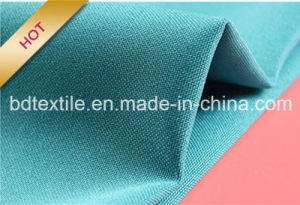 100% Polyester Mini Matt/ Plain Woven Fabric for Suit/ Workwear/ Outwear/ Garment pictures & photos