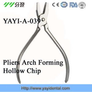 Dental Orthodontic Plier: Hollow Chop Plier (YAYI-039) pictures & photos
