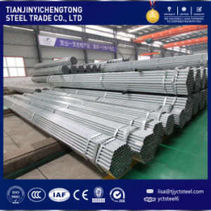 Gi Pipe Galvanized Green-House Used Steel Pipe and Tubes pictures & photos