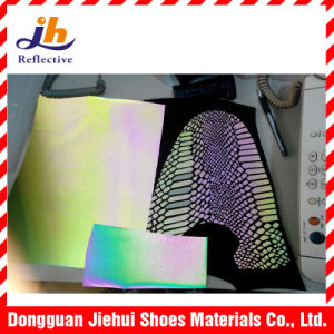 Multi-Colour Reflective Fabric