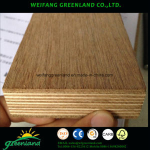 Container Floor Plywood with Hardwood Core, Phenolic Glue pictures & photos