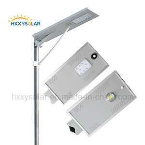 High Power Outdoor Waterproof IP65 SMD COB LED Solar Street Light pictures & photos