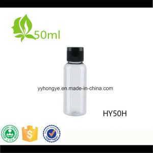50ml Emulsion Bottle/Clean Bottle with Flip Cap pictures & photos
