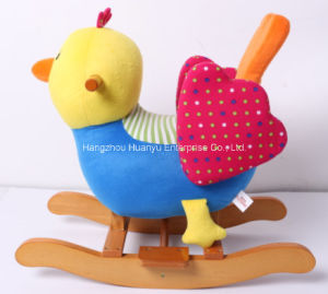 New Design Factory Supply Rocking Animal-Wooden Bird Rocker pictures & photos